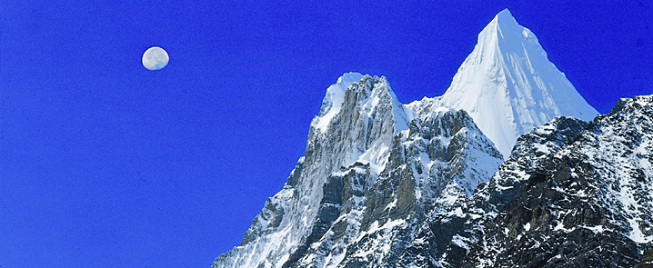 Discover The Fantastic Mountains In Yading